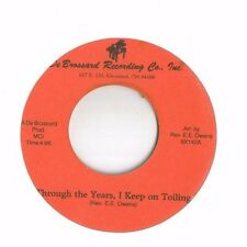 GOSPEL SOUL 45 REV. E.E. OWENS-THROUGH THE YEARS DeBrossard  HEAR!!
