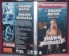 DVD WRESTLING WWF/WWE-SHAWN MICHAELS HBK ROCKETS BEST MATCH vs RAZOR RAMON,TAKER