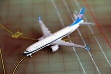 PandaModel 1/400 CHINA Southern Airlines Boeing  B737 Max 8 B-1206 First