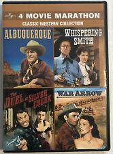 Classic Western Collection 4 Movie Marathon (DVD, 2011, Canadian)