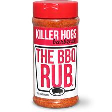 Killer Hogs Malcom Reed The BBQ Rub Barbecue Seasoning 16 oz