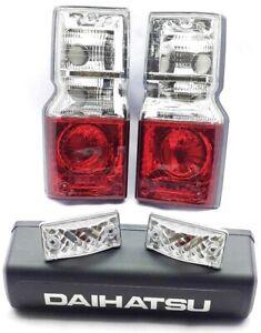 Daihatsu Taft Rocky Rear Tail Light Lamp PAIR FRONT SIDE SIGNAL LAMP PLATE LIGHT
