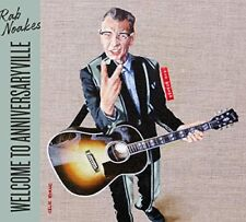 Rab Noakes - Welcome To Anniversaryville [CD]