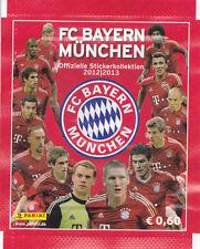 Pochette Panini Bayern Munich  2012 2013 Ligue des Champions Ribéry
