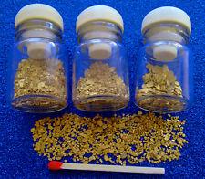 1/2 Gramm Goldnuggets ideales Geschenk Anlage - 23 Karat Gold Nuggets ZERTIFIKAT