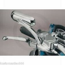 Specchietto billet by HOTOP x Harley Davidson Sportster Dyna Softail Touring NEW