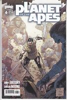 Planet of The Apes #6 A Cover - Boom Studios 2011
