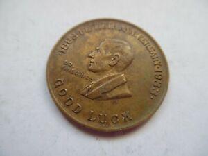 San Antonio Texas 1933 token. Lot 249