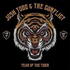 Josh Todd - Year Of The Tiger [New Vinyl LP] Black