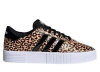 Scarpe da donna Adidas FY9994 sneakers casual platform sportive basse comode