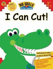 I Can Cut! (Big Skills for Little Hands®)
