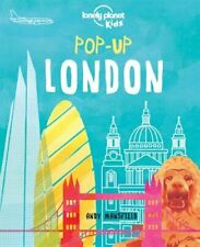Pop-up London (Lonely Planet Kids) by Mansfield, Andy Book The Cheap Fast Free