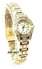 Elgin Ladies Gold-tone, Mother of Pearl dial Dress Watch, EG1510