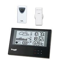 Wireless Weather Station ws800 Twin with 2 Wireless Sensors Slimline Barometer