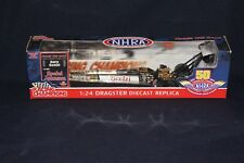 Die Cast 1/1000 Gold Chase NHRA Gary Scelzi 1/24 Scale Dragster Racing Champions