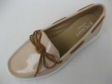 Sperry Topsider Womens Shoes NEW $90 Oasis Canal Rose Pink Patent Leather 7.5 M
