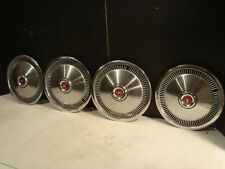 New Listing1975 1976 1977 1978 Ford Mustang Hubcap 13 Wheel Covers Hubcaps Used Oem Set