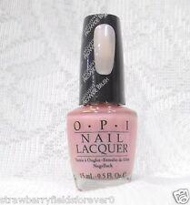 OPI Nail Polish Color Rosy Future S79 .5oz/15mL