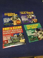 MA1- John Beck's Free & Clear Real Estate System | 4 CD ROM All BNIP Sealed