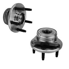 Set of 2 Front Wheel Hub Bearing Assembly for Lincoln Ford Mercury w/5Lugs New