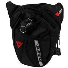 Bag Leg Drop Motorcycle Waist Pack Men Fanny Thigh Canvas Belt Outdoor Bike Bag
