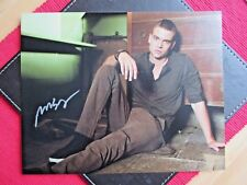 Mark Salling GLEE Hand Signed Photograph