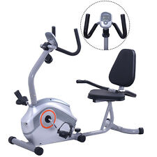 Recumbent Exercise Bike Stationary Bicycle Cardio Workout Fitness Home Gym New