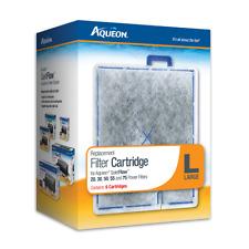 Aqueon Filter Cartridge Large Quietflow 20 30 50 55 75 6 Pack Fish Aquarium