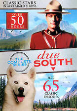 DUE SOUTH Complete Series 67 EPISODES, Over 50 Hours,Season 1-3 DVD SET 8 Discs