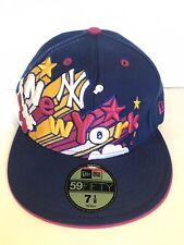 New Era Cap NBA New York Yankees size 7 1/8 - VINTAGE, VERY RARE & UNIQUE, NEW