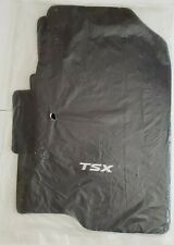 NEW ACURA TSX OEM FLOOR MATS 83600-TL2-A020-M1 2009-2014 (Black)