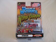 """2003 Muscle Machines Nitro Coupe Series """"Stinger"""" '33 Jeep Willys"""