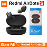 NEW!! Original Mi Xiaomi Redmi AirDots S TWS Earphone Wireless Bluetooth 5.0