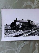 a2c bw photograph undated steam train 30500
