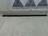 Quarter Glass Upper Reveal Trim Moudling 84 Ford Bronco II 85 86 87 88 Black