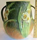 Roseville Jonquil 530-10 Vase Massive