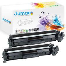 2 Toners cartouches type Jumao compatibles pour HP LaserJet Pro MFP M130fn, Noir