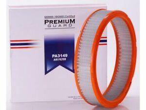Pronto Air Filter fits Pontiac T1000 1981-1987 1.6L 4 Cyl 62GTRK