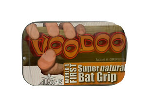 All-Star Baseball VooDoo Supernatural Bat Grip New in Package Bin1