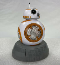 Star Wars Bb-8 Bluetooth Speaker iHome Wireless Tested and Works! No Charge Cord
