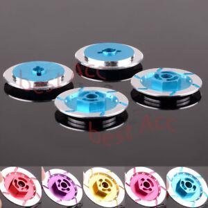 For RC 1:10 Drift Car 122242 4P 12MM Hex Aluminum Wheel Brake discs 32MM