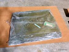 NOS MoPar 1965 Chrysler RIGHT FRONT DOOR GLASS GREEN TINT D3357