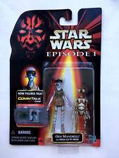 Star Wars 2 FIGURE SET EPISODE 1 ODY MANDRELL + PIT DROID  Figure