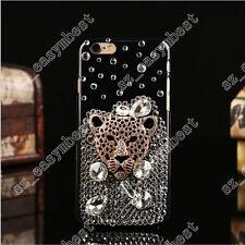 3D Hard Case Cover Handmade Luxury Bling Jewelled Rhinestone Diamond Crystal