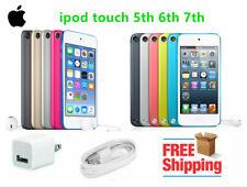 Nuevo Apple iPod 5th 6th de 7th generación 16GB Touch 32GB 64GB 128GB 256GB-Sellado