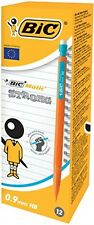 BiC Matic 0.9mm Lead Strong Mechanical Pencils (Box Of 12)