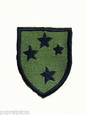 Patch Militare USA 23 Infantry Division Vietnam War