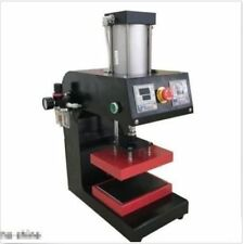 New listing brand new Small 12*12cm Pneumatic Auto Heat Press Transfer Machine B