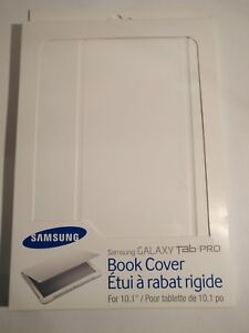 Samsung Galaxy Tab Pro Book Cover for 10.1 White OEM