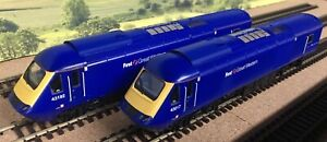 Hornby R2812 FGW Class 43 HST Pair FGW  - DCC Decoders Fitted - OO Gauge